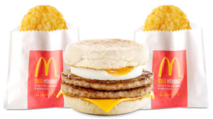 A McDonalds Breakfast